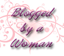 Blogged by a Woman