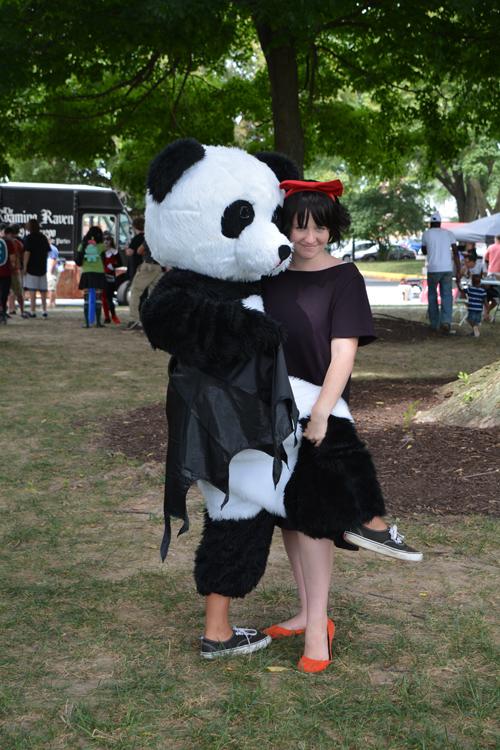 batman panda