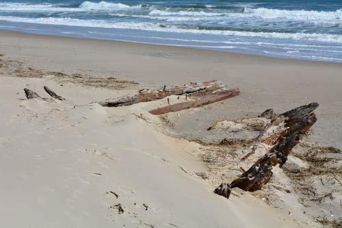 albacore shipwreck