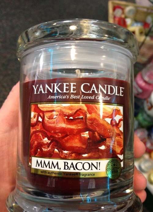 Bacon Yankee Candle