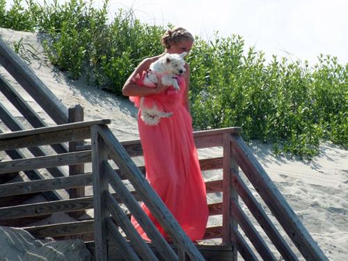 dog wedding tutu