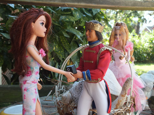 Fake Barbie Adventure