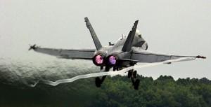I love jet noise.