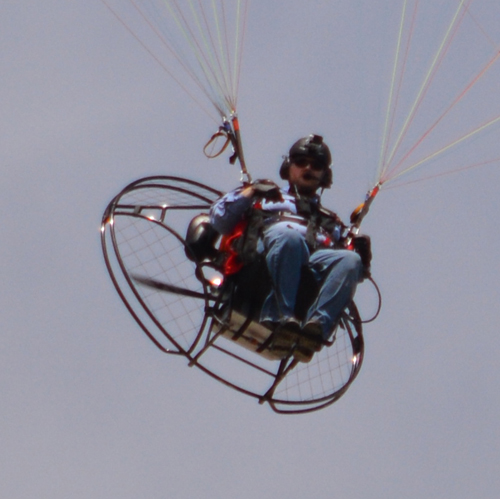 outer banks power parachute