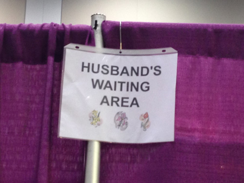 funny husband sign